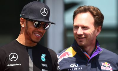 Lewis Hamilton looks forward to a stern challenge from team Red Bull in the Portuguese grand Prix next month