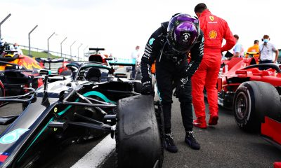 Mercedes team boss Christian Horner quotes the 'Tyre pattern' as a big factor for verstappen's win against Lewis Hamilton at Imola