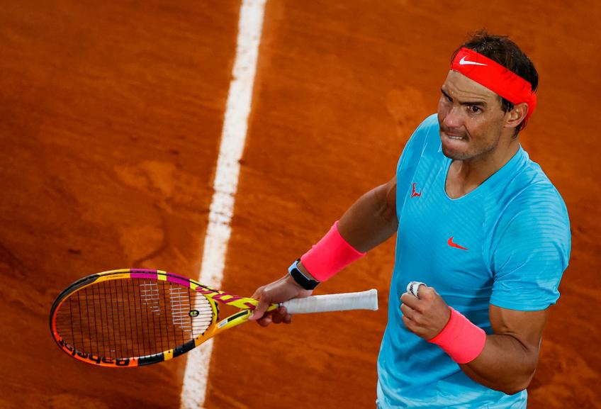Rafael Nadal is itching to make a comeback to his favourite Clay court
