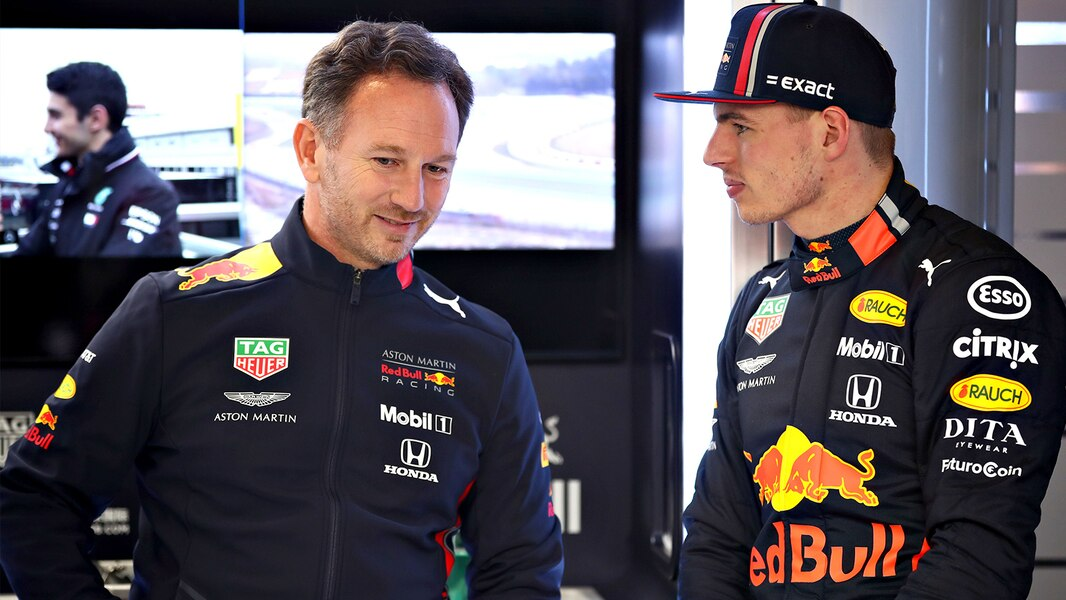 Christian Horner avoids sharing much details about their new association with AI and ML as he fears of strategy cloning by rivals