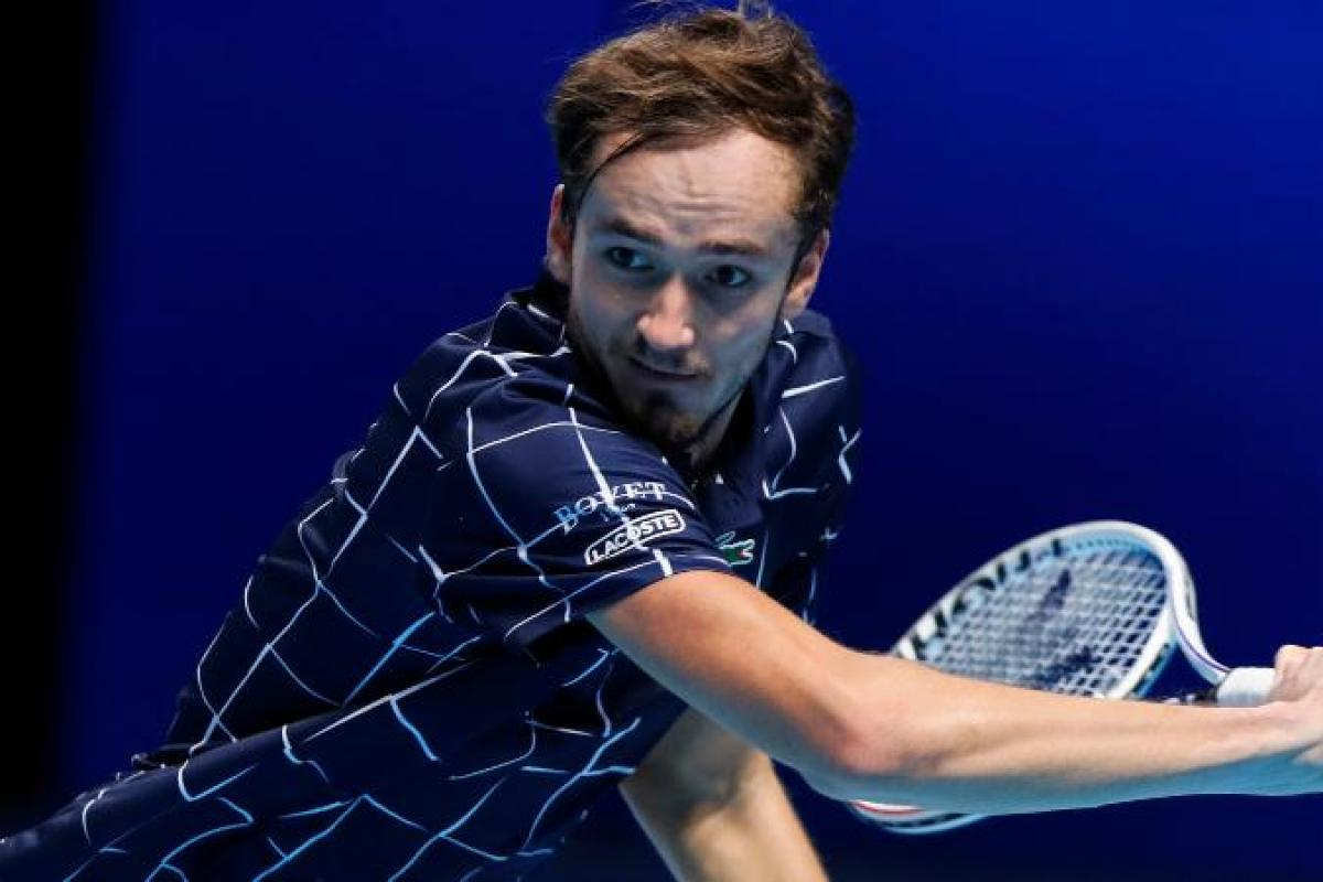 Russian Tennis star Daniil Medvedev tested Covid-19 positive, as reported by ATP here on Tuesday in an official statement