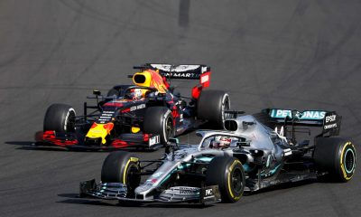 Things are getting spiced up between Red Bull and Mercedes after former's win at Imola