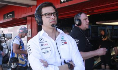 Toto Wolff feels concerned about the fact that Mercedes F1 may not be able to hold on to its supremacy in the 2022 season