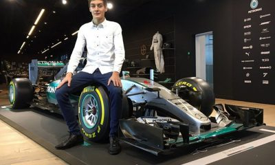 Williams Driver George Russell looks forward to the turn of fortunes for his team after the arrival of a professional technical director