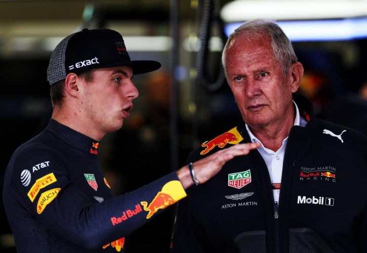Helmut Marko claims to have a complete package this season and Max Verstappen will win the upcoming race in Imola on April 18.