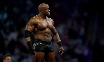 """Drew Was At My Feet"" Bobby Lashley Compares the Scottish Warrior to a Crumpled Dollar Bill"