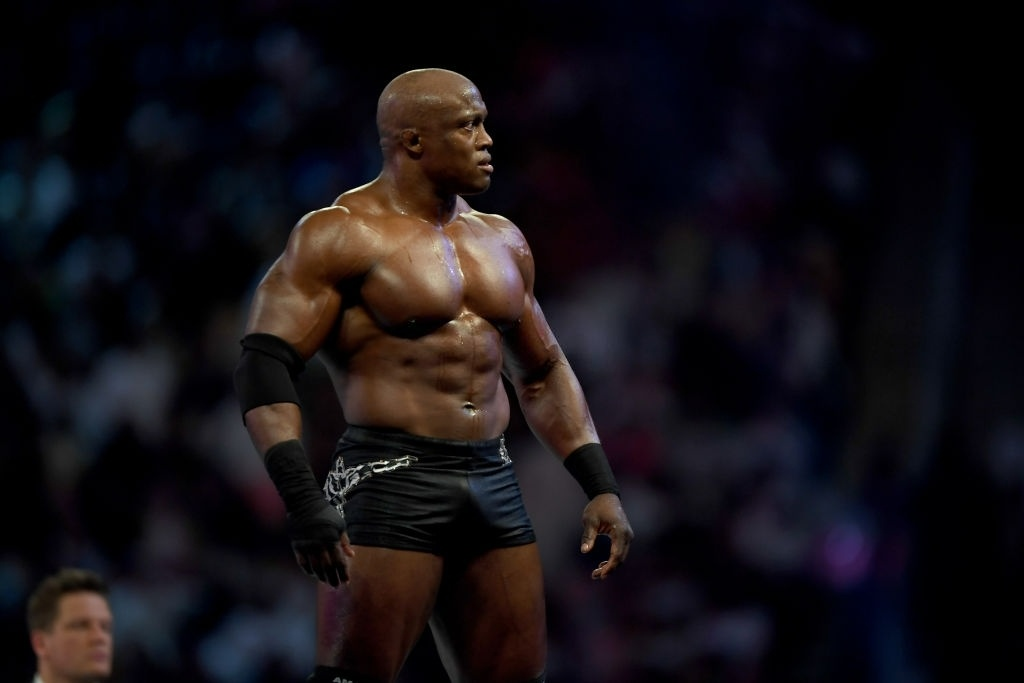 """""""Drew Was At My Feet"""" Bobby Lashley Compares the Scottish Warrior to a Crumpled Dollar Bill"""