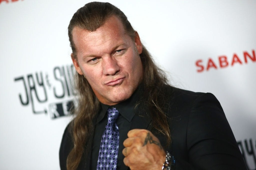 Chris Jericho has received threats before, but the assassination attempt was the biggest of them all (Photo by Tommaso Boddi/Getty Images)