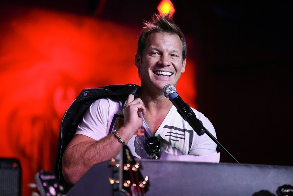 Chris Jericho Threatened By Assassin