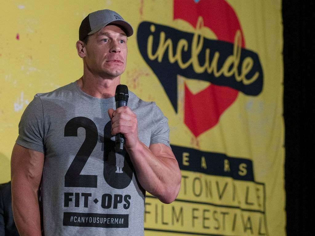John Cena Feels He Was Fortunate Enough to Be a Part of WWE Make a Wish Foundation and Make Children Smile