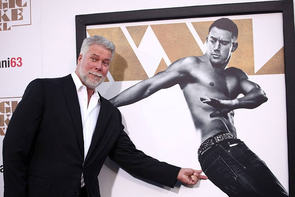 Actor Kevin Nash attends (Photo by Tommaso Boddi/WireImage)the Los Angeles world premiere