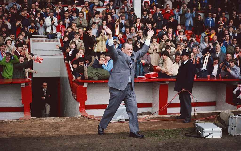 Liverpool manager Bob Paisley (Photo by Getty Images/Getty Images)