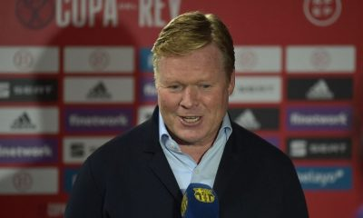 "Ronald Koeman Phrases Barcelona's Surge Back Into La Liga Title Race as ""Unexpected Situation"""