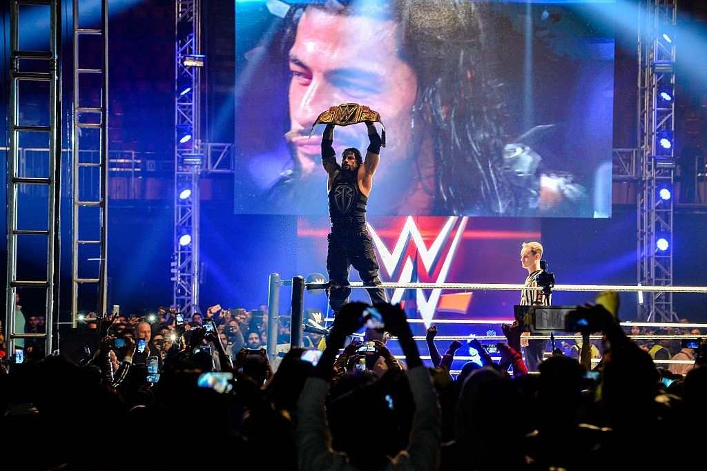 Roman Reigns Claims His Win Against Edge and Daniel Bryan Is the 'Most Dominant Victory in Wrestlemania Main Event History'