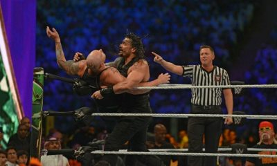 """Roman Reigns Takes a Jibe at Baron Corbin on Social Media, Utters """"I Must Be Your Dad"""""""