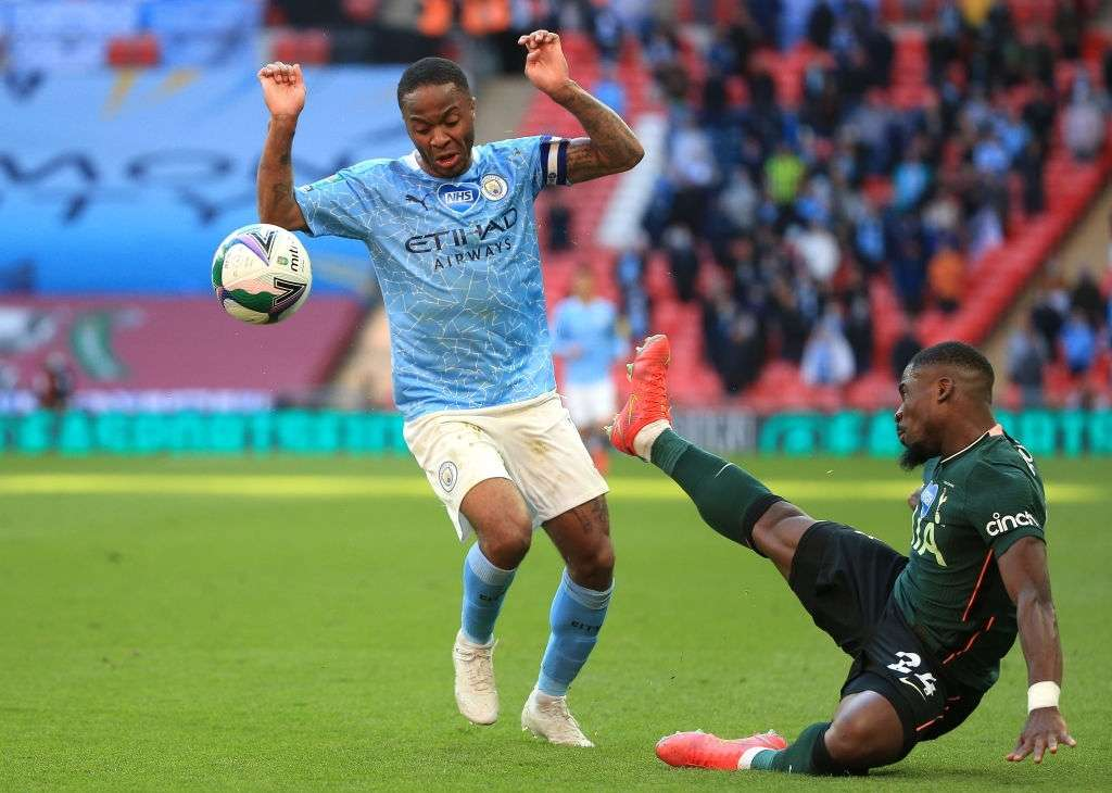 Raheem Sterling has always been a catalyst for Manchester City whenever they have needed a crucial goal (Photo by Tom Flathers/Manchester City FC via Getty Images)