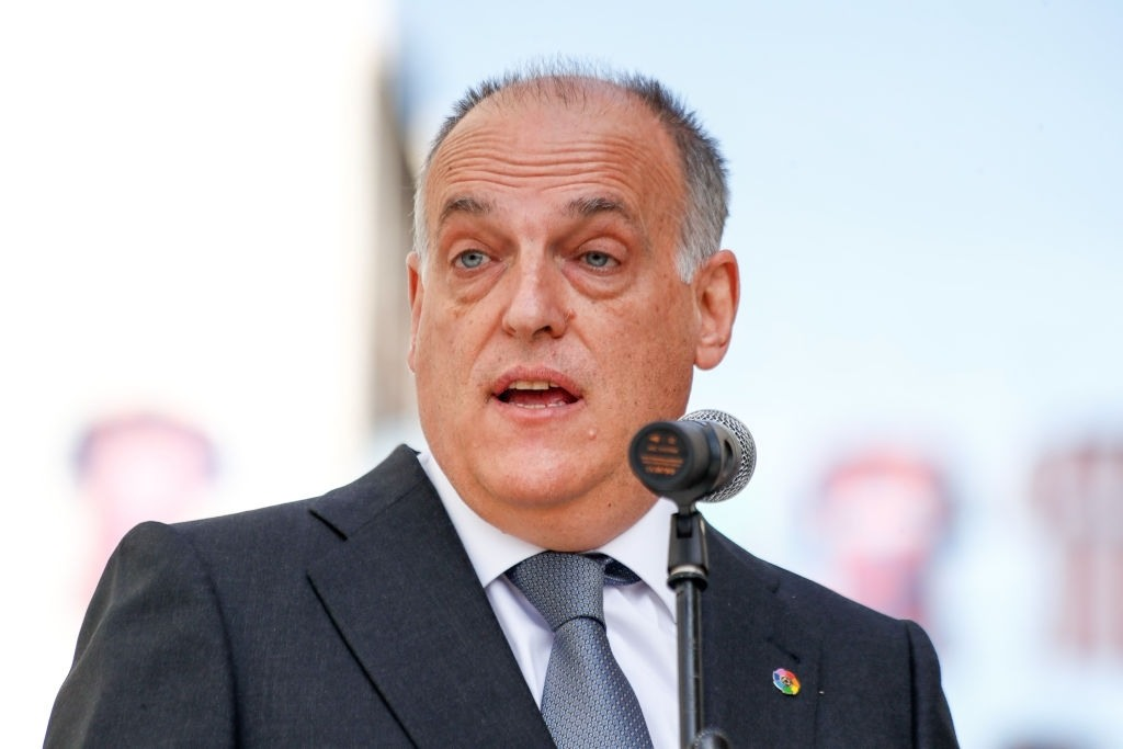 """La Liga President Javier Tebas is Looking For """"Protective Measures"""", Rather Than Sanctions"""
