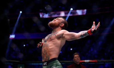 Conor McGregor prepares for his fight against Donald Cerrone.
