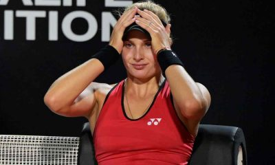 Dayana Yastremska is confident the ITF authorities will find her innocent of not taking the steroids.