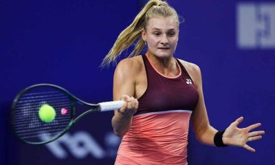 Dayana Yastremska is accused of doping a banned sterroid and thus her layer pleads the ITF authorities to make a fair judgment.