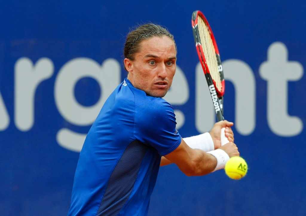 Alexandr Dolgopolov dropped his racket in 2021 and further reveals his plans for the future.
