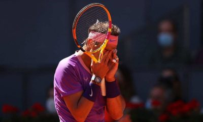 Rafael Nadal, the Spanish veteran, left the 2021 Madrid Open with a 'ugly feeling' after the loss against Alexander Zverev of Germany.