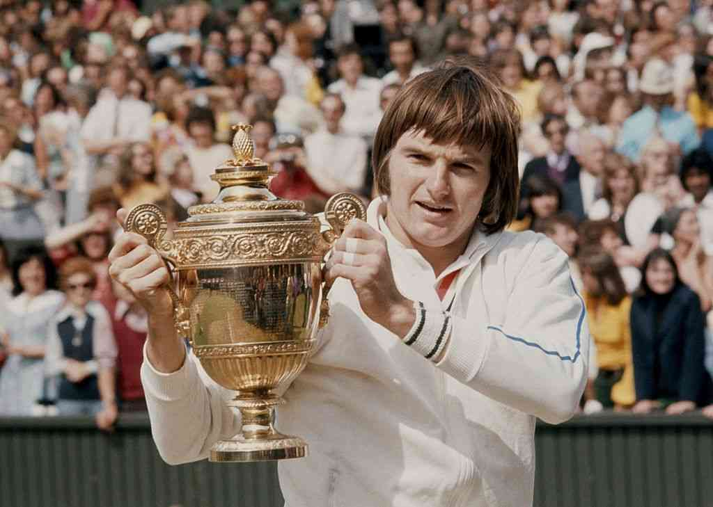 Jimmy Connors, 200 Weeks.