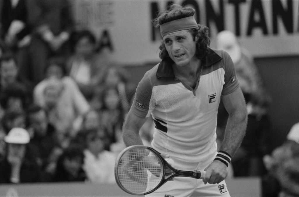 Guillermo Vilas, Greatest Clay Court Tennis Players