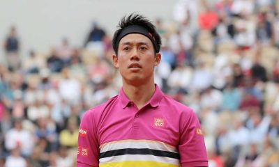 Kei Nishikori is worried about the hosting of the Tokyo Olympics this year because of the sudden rise in the COVID-19 cases.