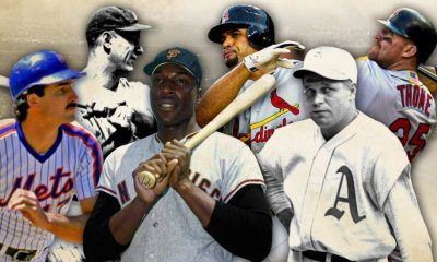 Best Baseball Hitters of All Time