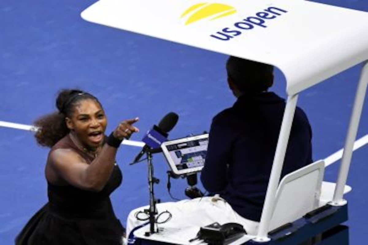 Serena Williams's abusive act against a lineswoman in US open