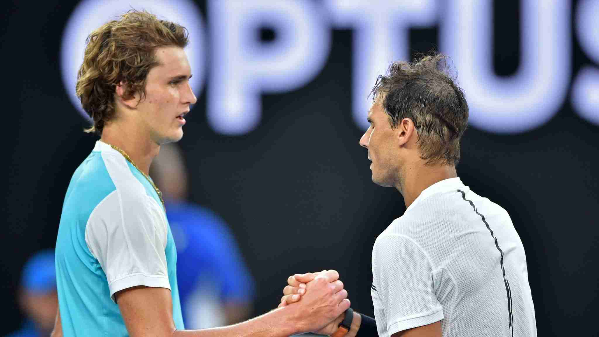 Alexander Zverev claims defeating Rafael Nadal at clay court would feel different.