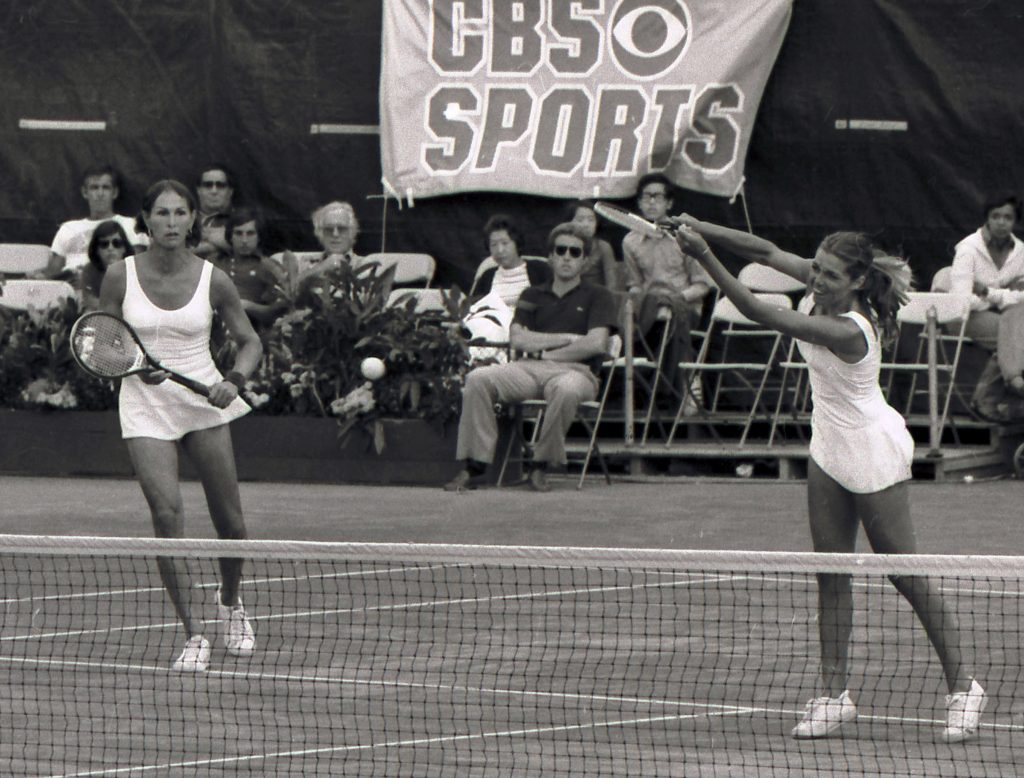 transgender tennis player denied entry into the women's single event in 1977 US open