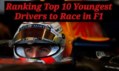Youngest f1 Drivers to Race