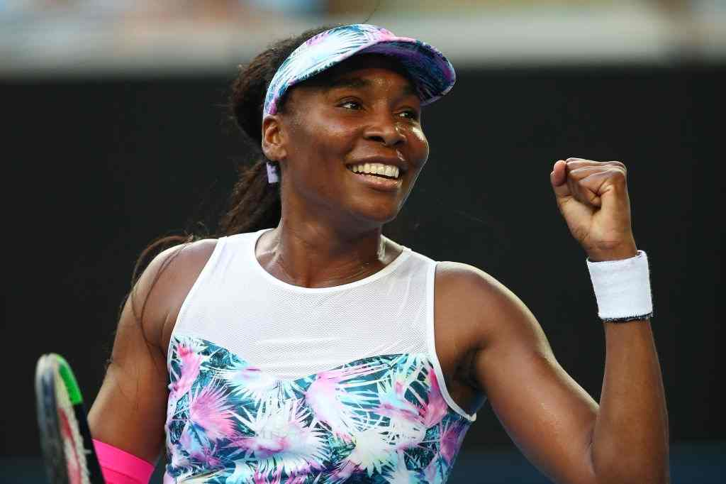 Venus Williams. (Photo by Cameron Spencer/Getty Images)