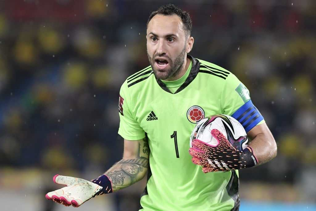 David Ospina is a player to watch in Copa America 2021 Argentina vs Colombia.