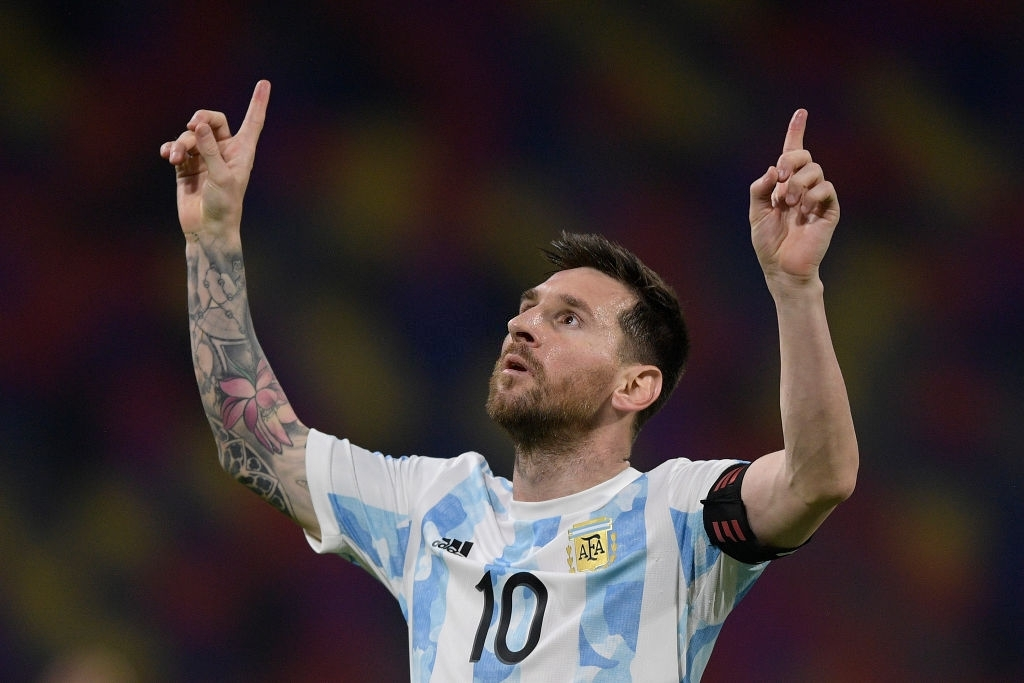 Lionel Messi is a player to watch in Copa America 2021 Argentina vs Chile