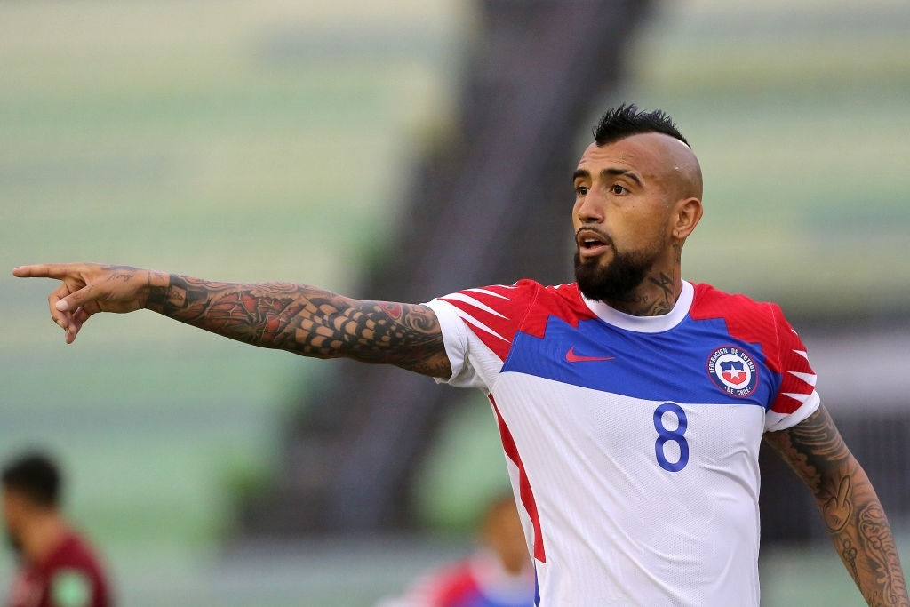 Arturo Vidal is a player to watch in Copa America 2021