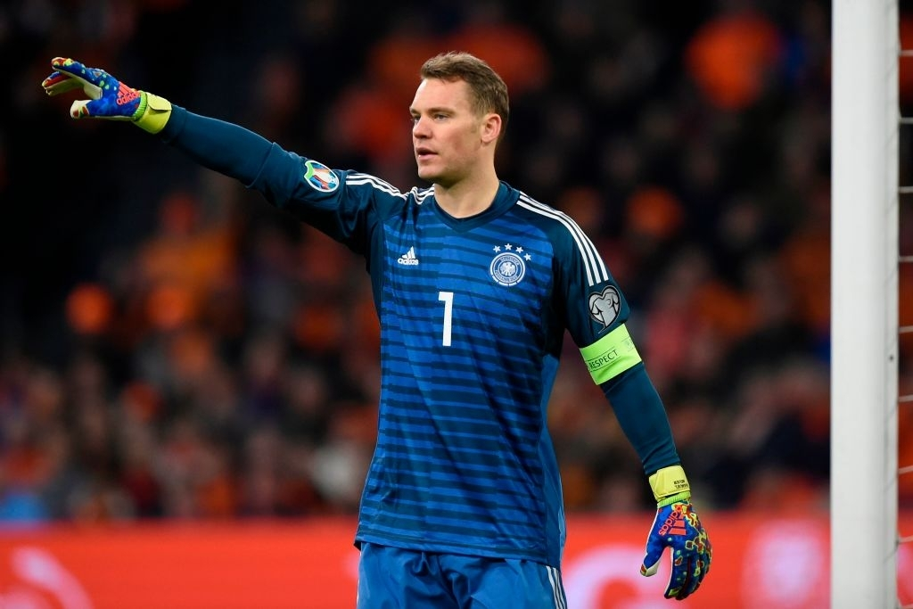 Manuel Neuer is a player to watch in Euro 2020