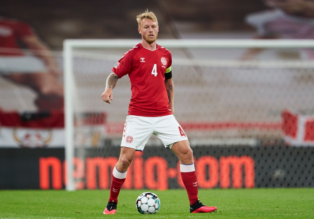 Simon Kjær is a player to watch in Euro 2020