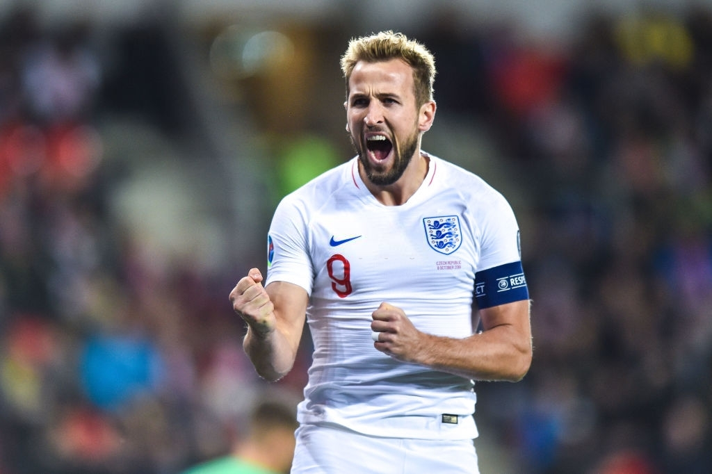 Harry Kane is a player to watch in the Euro 2020