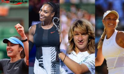 Players with Most Weeks at No. 1 in WTA