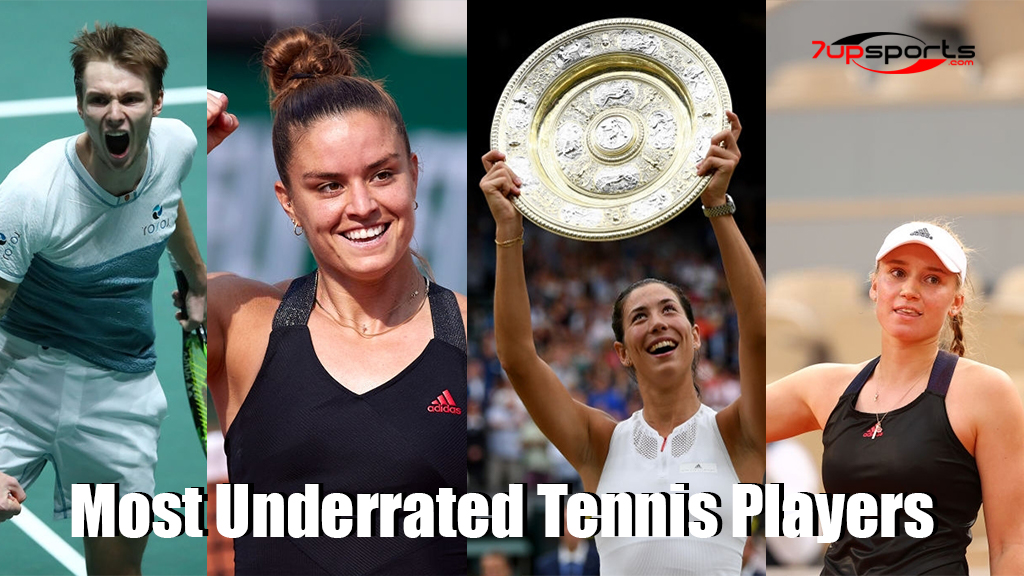 Most Underrated Tennis Players