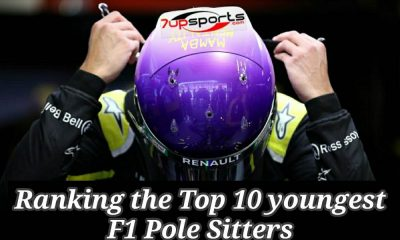 Youngest F1 Pole Sitters