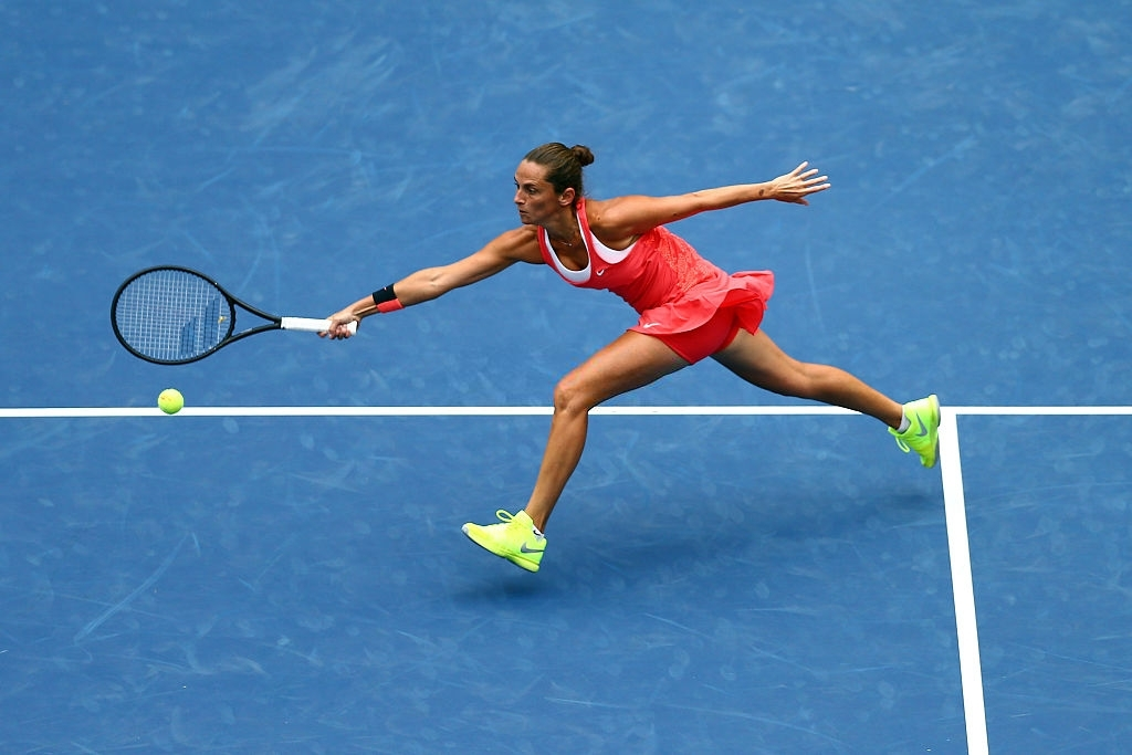 Roberta Vinci, The Best Tennis Net Players of All Time