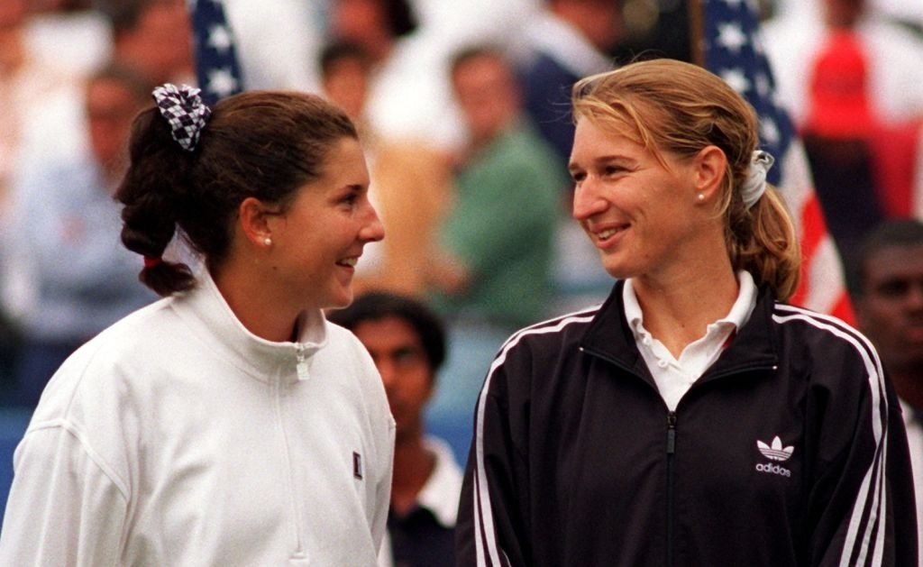 Monica Seles vs Steffi Graf, US Open 1995, Most Epic Matches in Tennis History