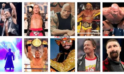 Greatest Wrestlers All Time