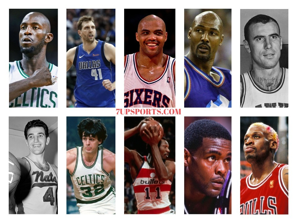 Ranking the Top 10 Best Power Forwards of All Time