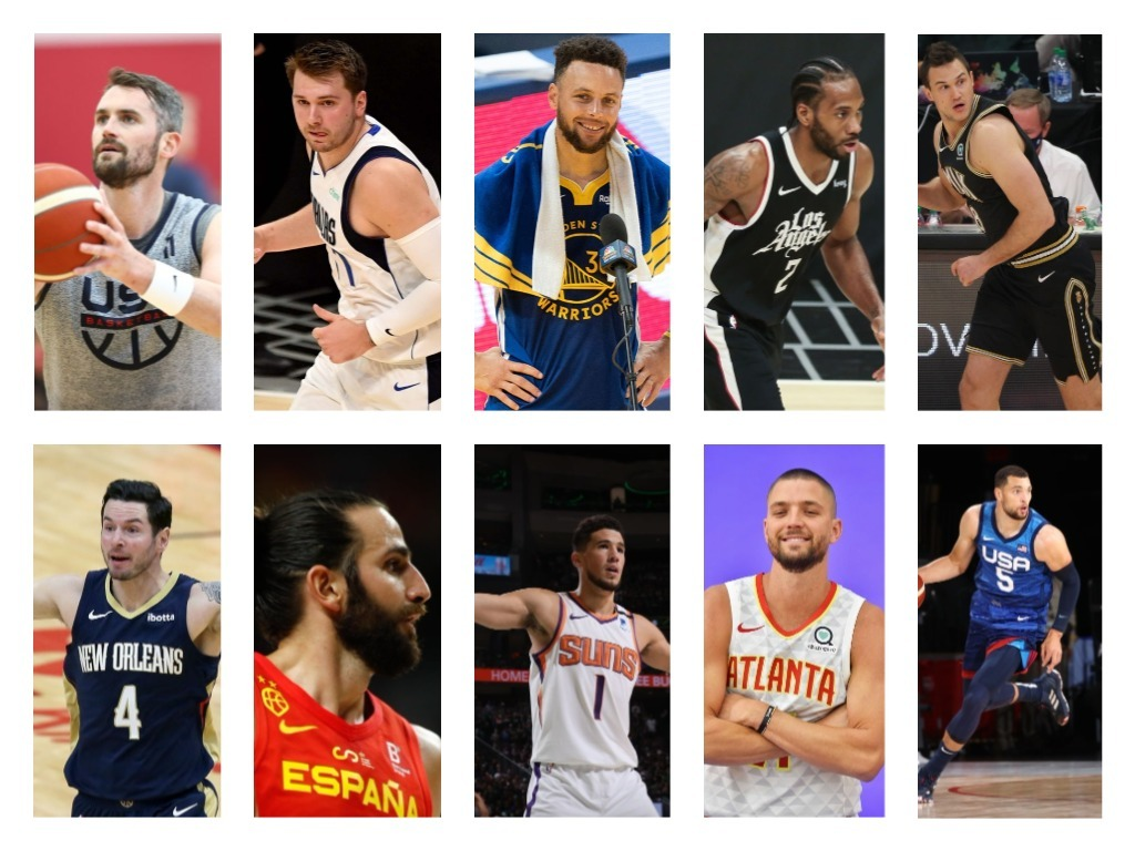 Hottest NBA Players