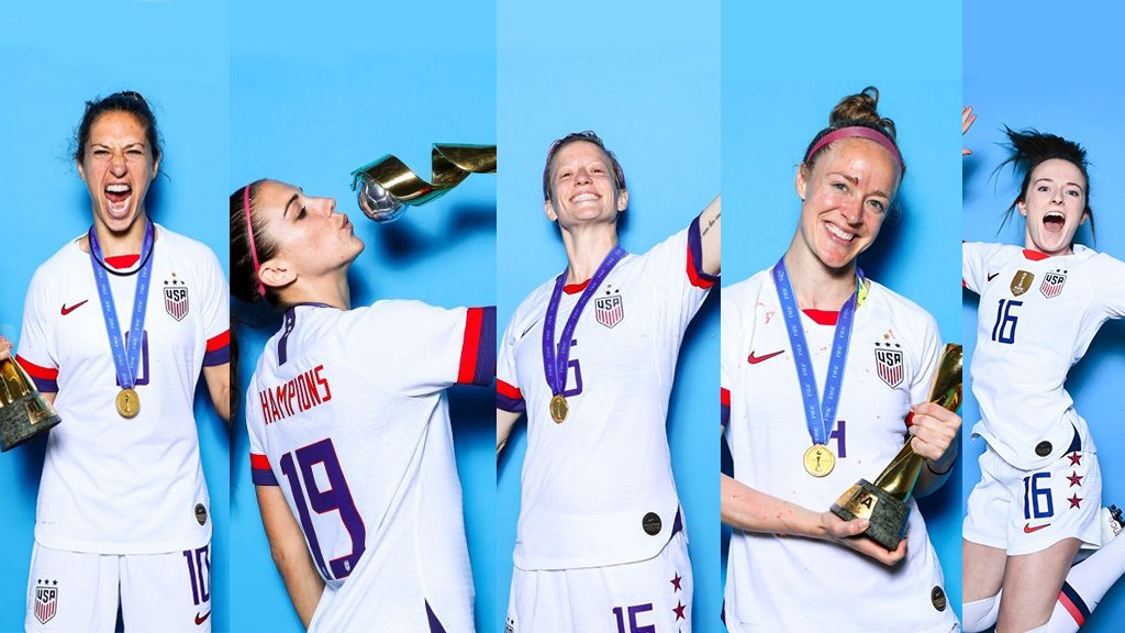 Alex Morgan, Carli Lloyd, Megan Rapinoe, Rose Lavelle, Becky Sauerbrunn are the player to watch from the USA Women's National Team at the 2020 Tokyo Olympics.
